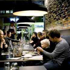 Cafe at Tøyensenteret