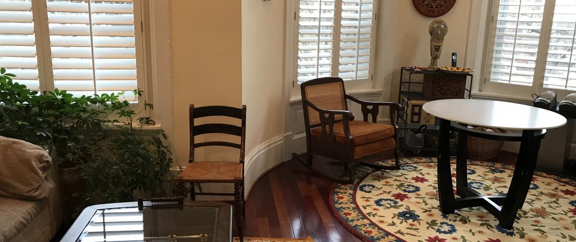Front room/third bedroom