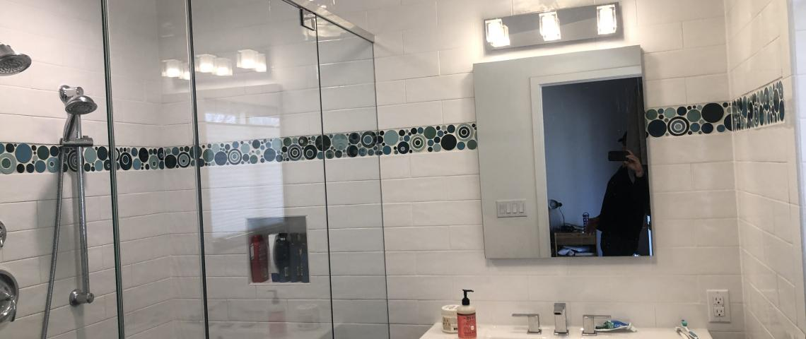 other bathroom, not accessible